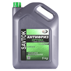 AntiFreeze SAVTOK OPTIMA GREEN 5L