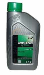 AntiFreeze SAVTOK OPTIMA GREEN 1L