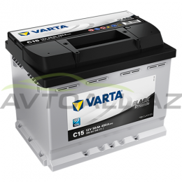 Varta 56Ah L+  C15  Black Dynamic
