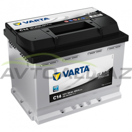 Varta 56Ah R+  C14  Black Dynamic