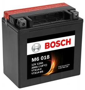 Bosch Moto 12AH M6 180