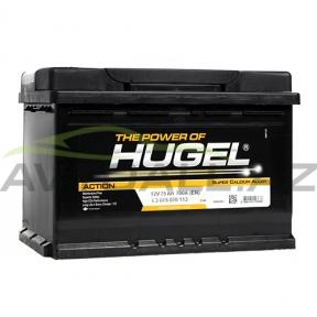 Hugel 75Ah L+