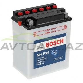 Bosch Moto 14Ah M4 F34