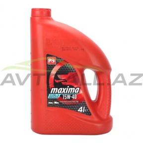 P.O Maxima 15w40  4L