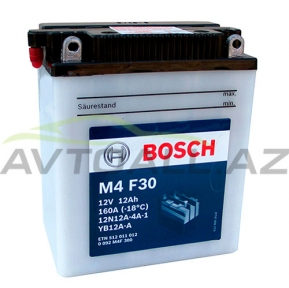 Bosch Moto 12Ah M4 F30