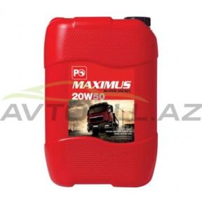 P.O S-Dizel 20w50  20L