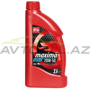 P.O Maxima 20w50  1L