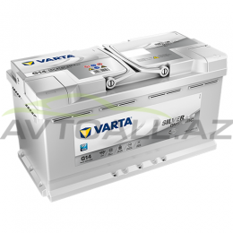 Varta 95Ah R+ AGM  G14  Start-Stop