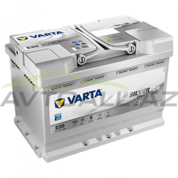 Varta 70Ah R+ AGM E39 Start-Stop